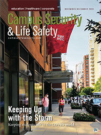 Campus Security & Life Safety Magazine - November December 2020