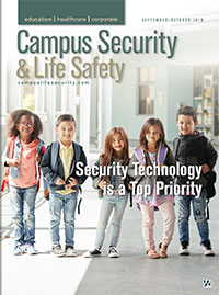 Campus Security & Life Safety Magazine - September October 2019
