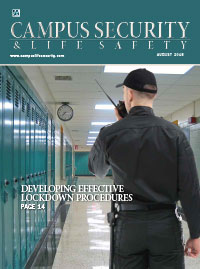 Campus Security & Life Safety Magazine - August 2018
